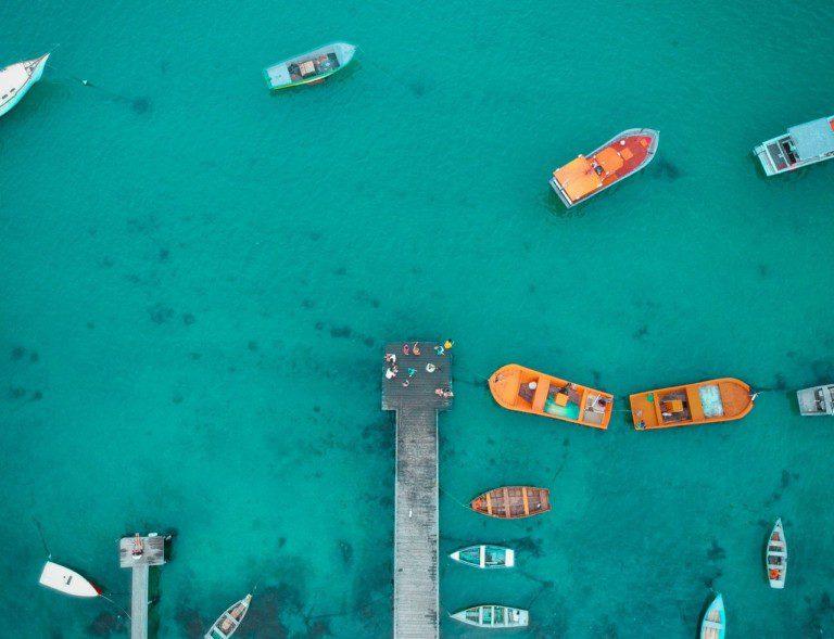 Hidden Bay in Jamaica